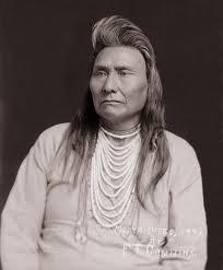 Chief Joseph, 1903