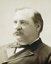 Grover Cleveland (1837–1908)